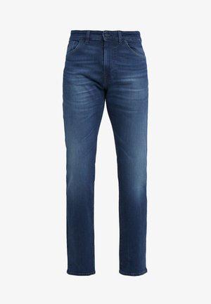 MAINE - Jeans straight leg - dark blue denim