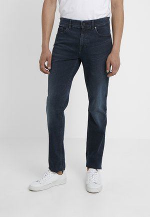 DELAWARE - Jean slim - dark blue denim