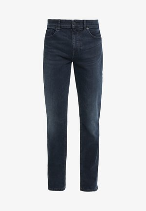 DELAWARE - Jeansy Slim Fit - dark blue denim