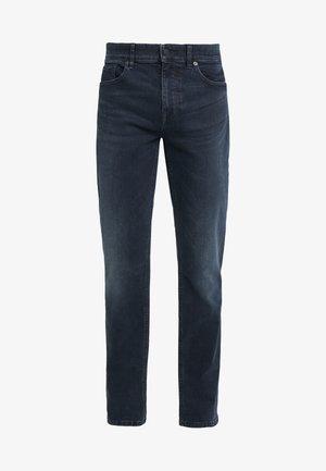 DELAWARE - Slim fit jeans - dark blue denim