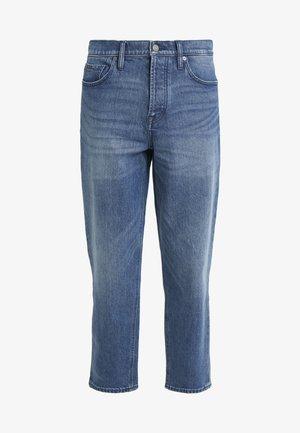 TEMPE - Straight leg jeans - blue denim