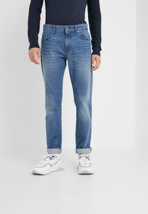 MAINE - Jeans Straight Leg - blue denim