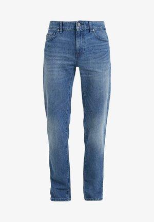 MAINE - Džíny Straight Fit - blue denim