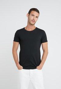 BOSS - TROY - T-shirt basic - black - 0