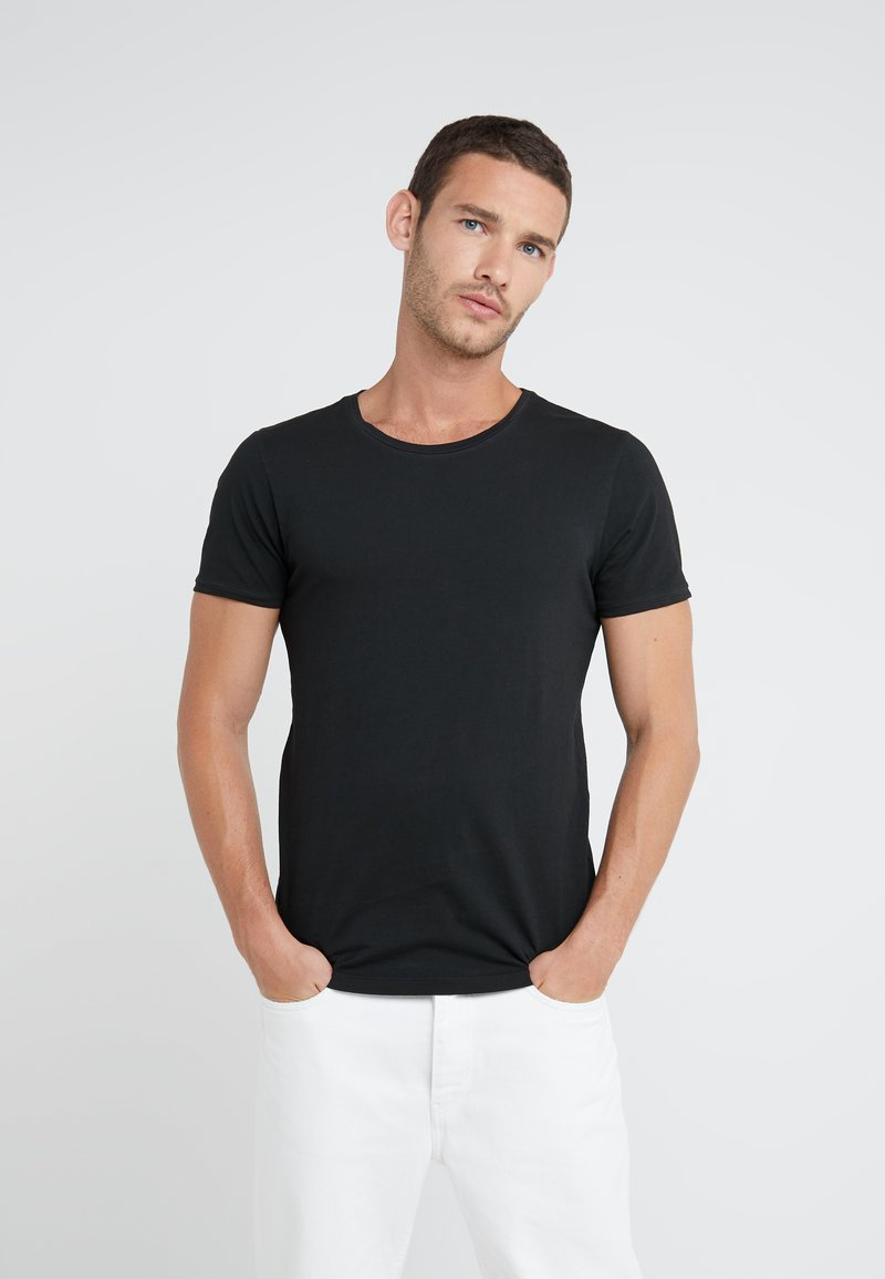 BOSS - TROY - T-shirt basic - black