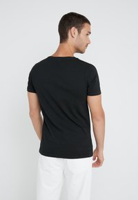 BOSS - TROY - T-shirt basic - black - 2