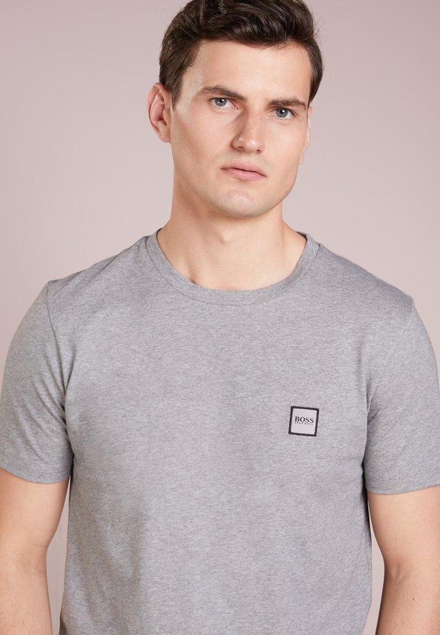 TALES - Basic T-shirt - light pastel grey