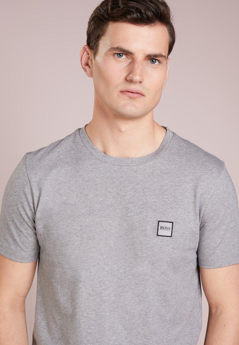 BOSS - TALES - T-shirt basique - light pastel grey