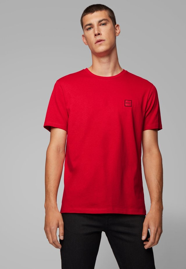 TALES - T-shirt basique - open red