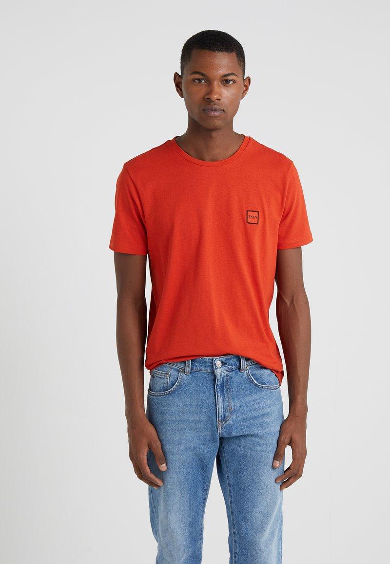 BOSS - TALES - Camiseta básica - dark orange