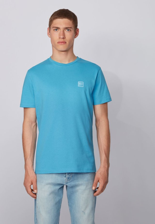 TALES - T-Shirt basic - turquoise