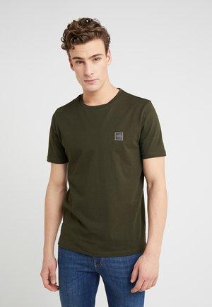 TALES 10208401 01 - T-Shirt basic - open green