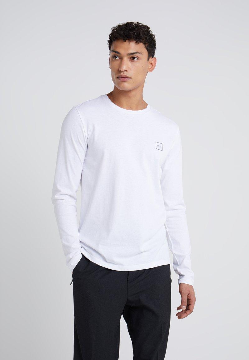 BOSS - TACKS - Langarmshirt - white