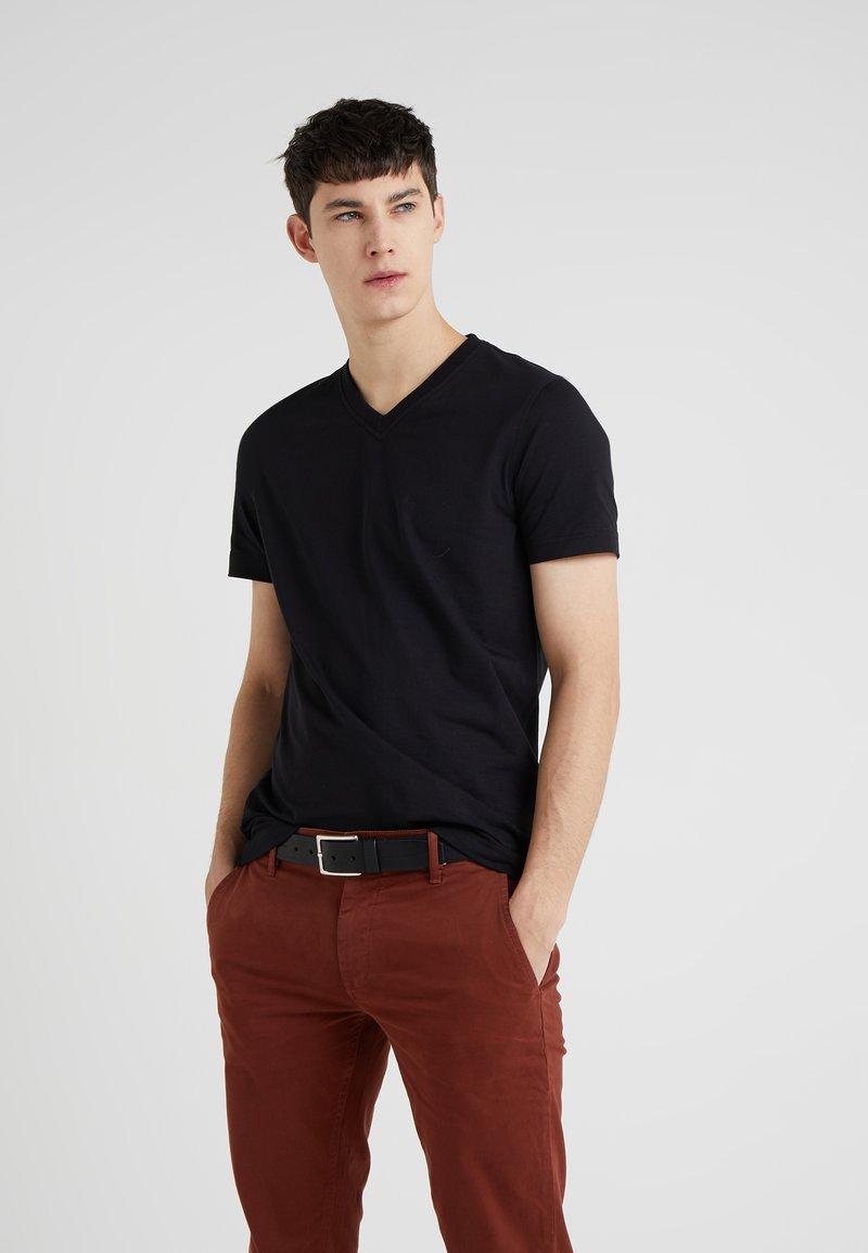 BOSS - TCHAP - T-Shirt basic - black