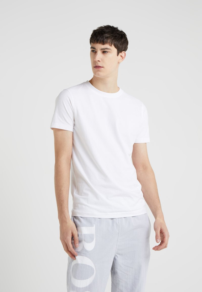 BOSS - TCHIP - Camiseta básica - white