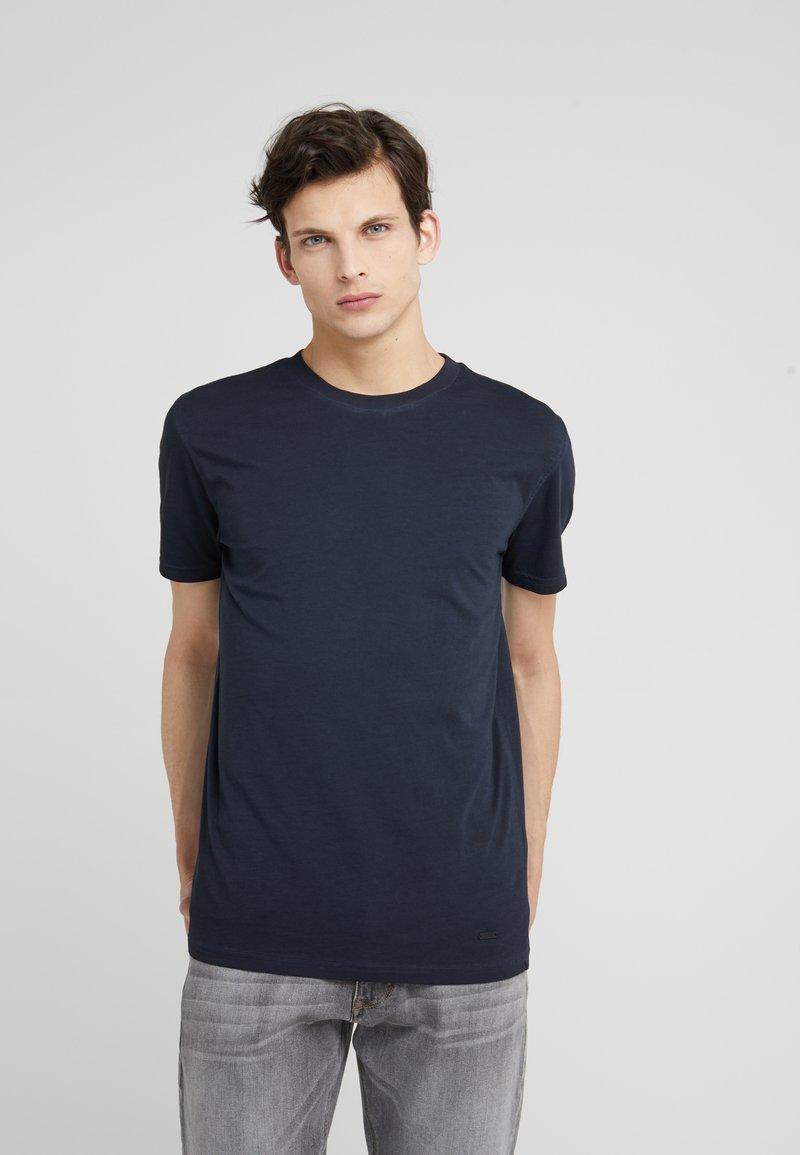 BOSS - TOXX - Camiseta básica - dark blue