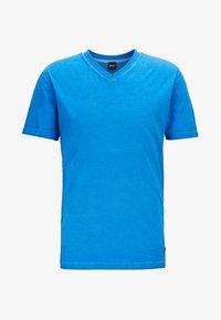 BOSS - TYXX - T-shirt basique - blue - 3