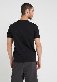 BOSS - TAUCH - T-shirt imprimé - black - 2