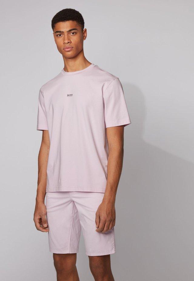 TCHUP - Print T-shirt - pink