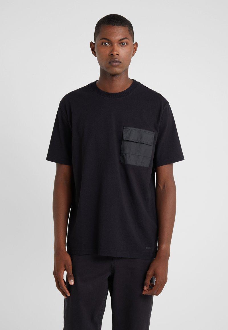 BOSS - T-Shirt print - black
