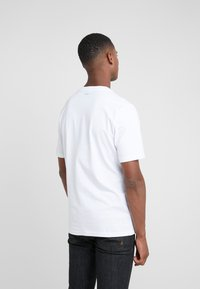 BOSS - TREK  - T-shirt imprimé - white/blue - 2
