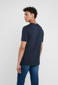 BOSS - TRUST - Basic T-shirt - navy - 2