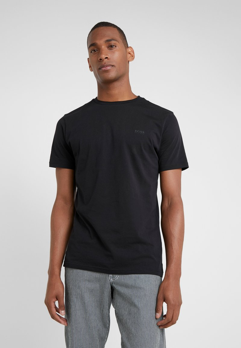 BOSS - TRUST - Basic T-shirt - black