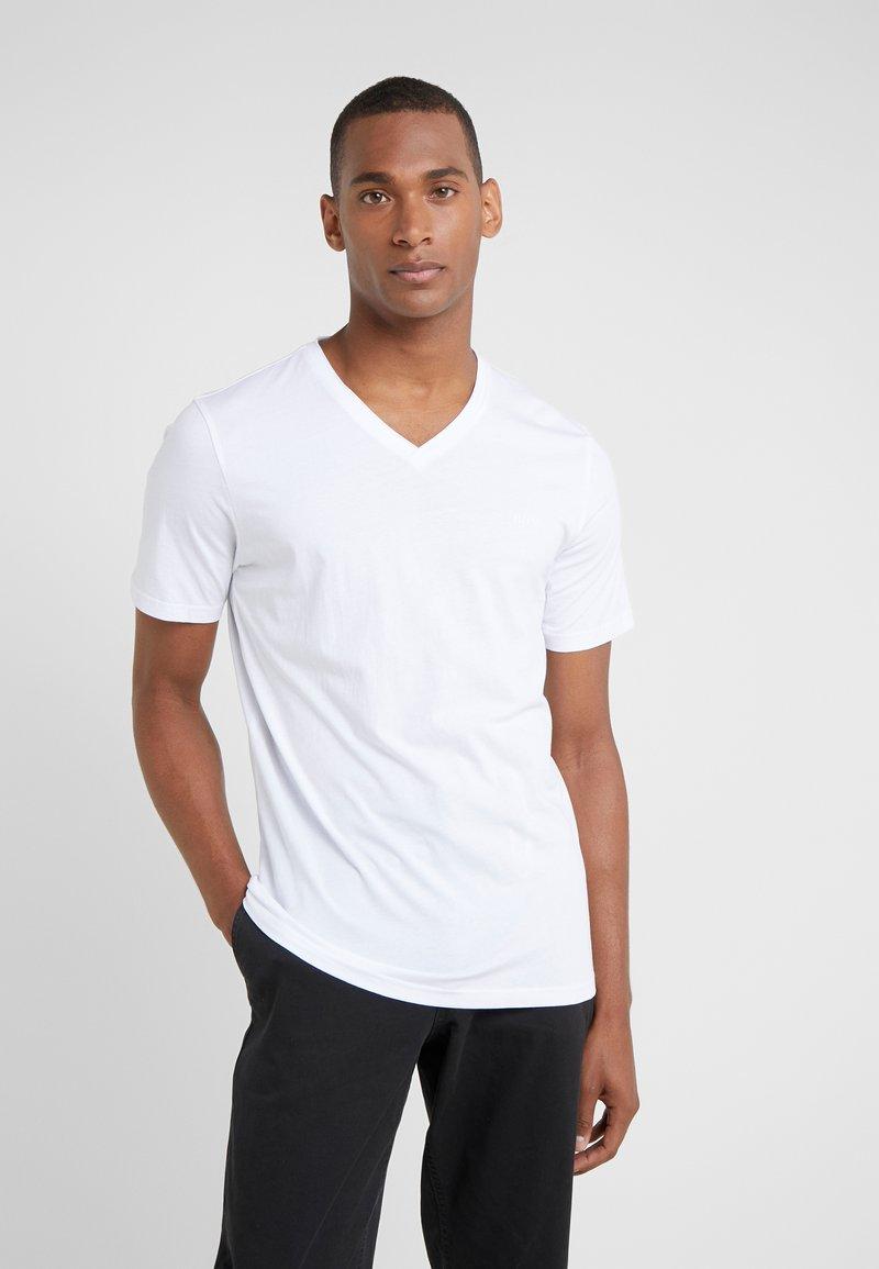 BOSS - TRUTH - T-shirts - white
