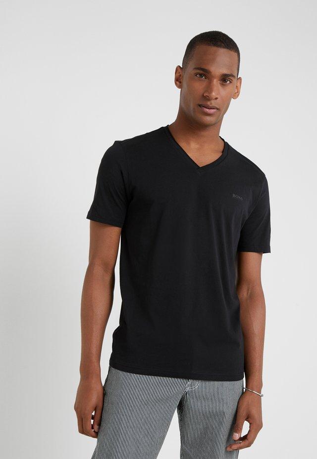 TRUTH - Basic T-shirt - black
