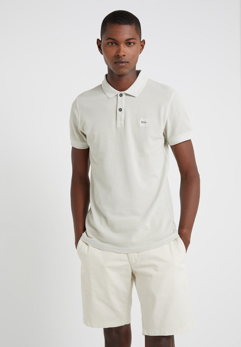 BOSS - PRIME 10203439 01 - Polo shirt - light beige