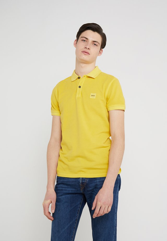 PRIME 10203439 01 - Polo - medium yellow