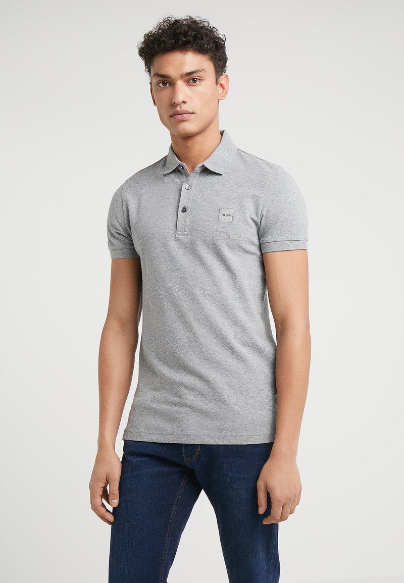 BOSS - PASSENGER  - Polo shirt - grey melange