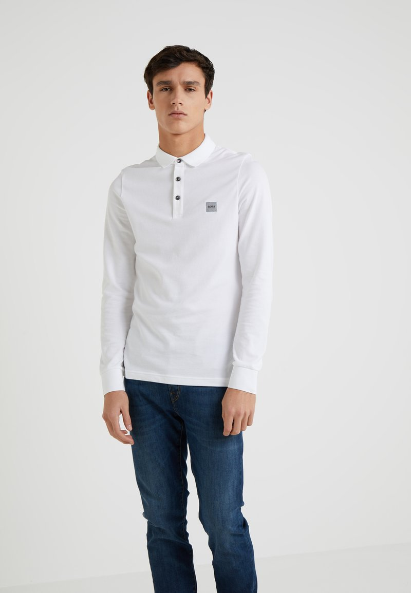BOSS - PASSERBY - Polo shirt - white
