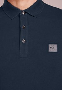BOSS - PASSERBY - Polo - dark blue