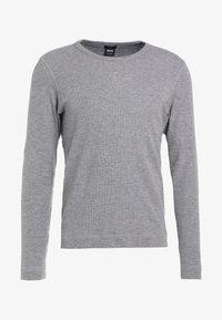 BOSS CASUAL - TEMPEST - Långärmad tröja - grey melange - 4