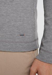 BOSS CASUAL - TEMPEST - Långärmad tröja - grey melange - 3