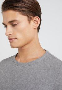BOSS CASUAL - TEMPEST - Långärmad tröja - grey melange - 5