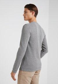 BOSS CASUAL - TEMPEST - Långärmad tröja - grey melange - 2