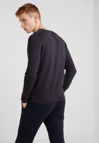 BOSS - AMIROY - Pullover - dark grey - 2