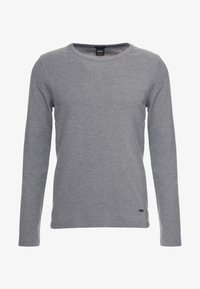 BOSS - TEMPEST - Strikpullover /Striktrøjer - light pastel grey - 3