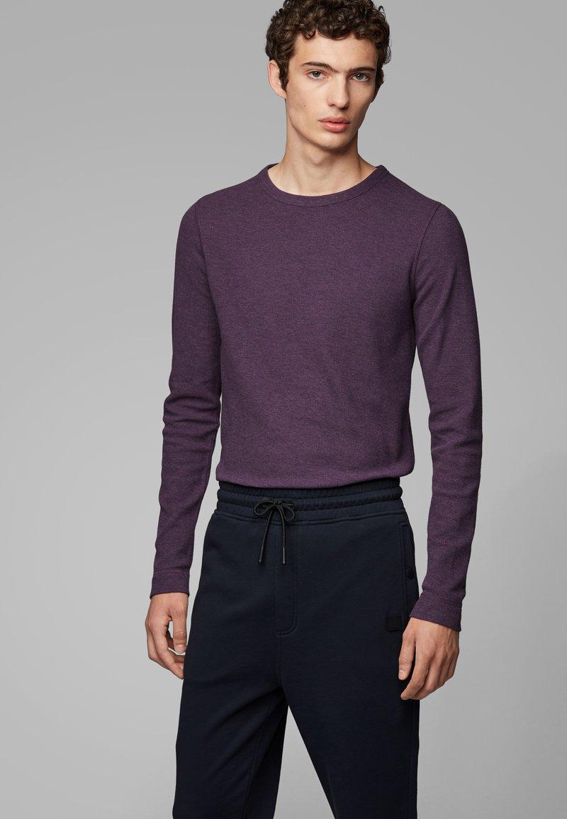 BOSS - TEMPEST - Jumper - purple