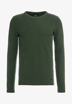 TEMPEST - Pullover - open green