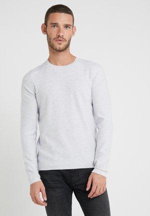 KAMIROY - Sweter - silver