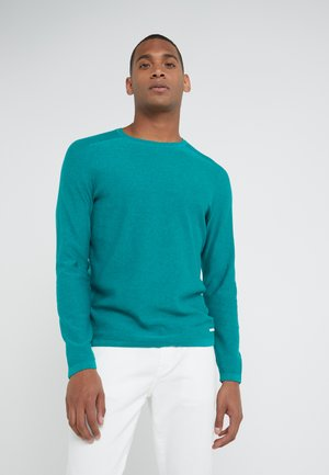 KAMIROY - Pullover - medium green