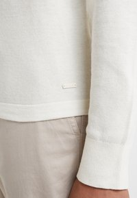 BOSS - AKOPITO - Pullover - offwhite - 6