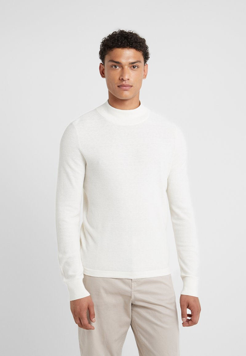 BOSS - AKOPITO - Strickpullover - offwhite