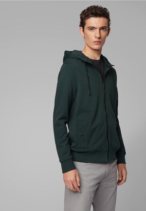 ZOUNDS 10193350 01 - Zip-up hoodie - open green