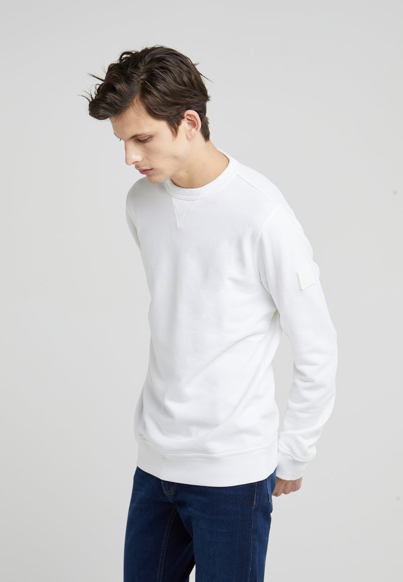 BOSS - WALKUP - Sudadera - white