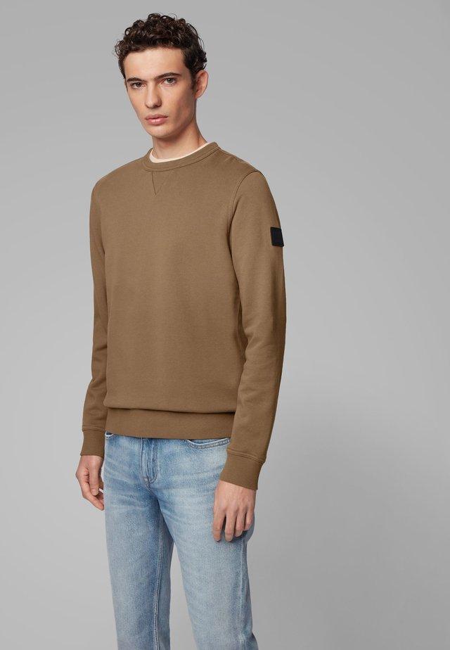 WALKUP - Sweatshirt - brown