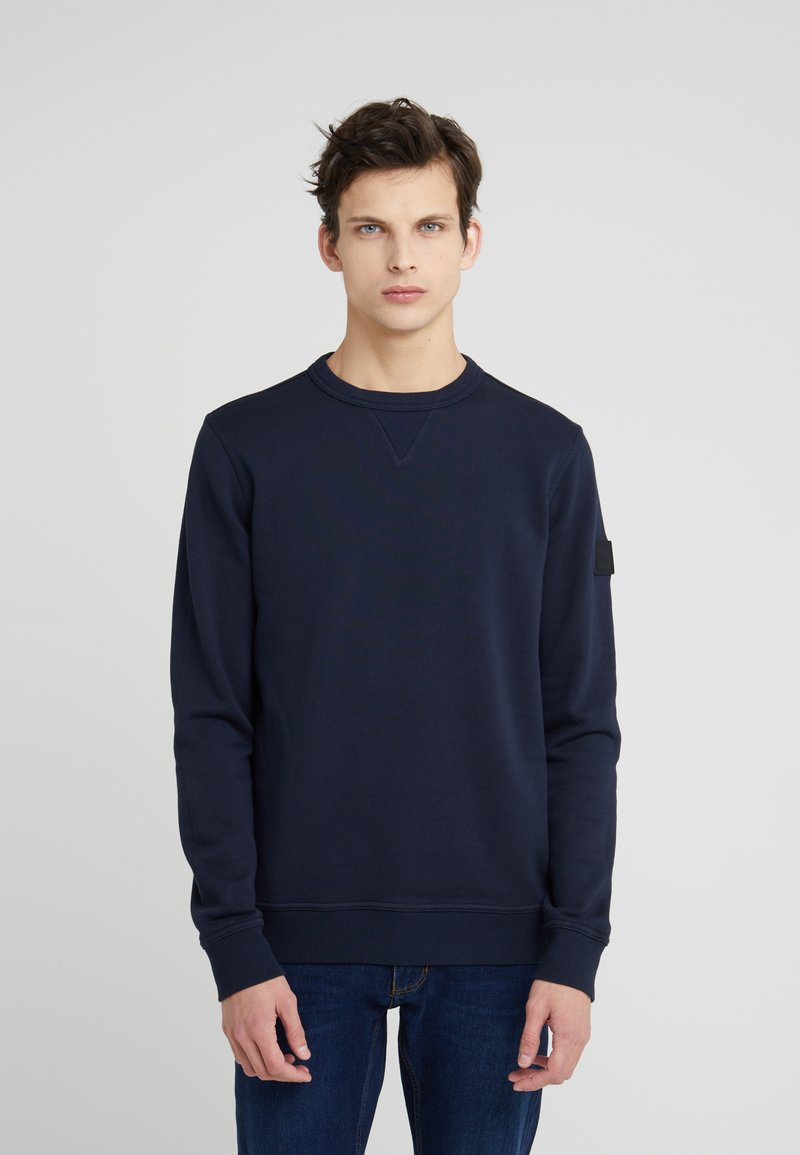BOSS - WALKUP - Sweatshirt - dark blue
